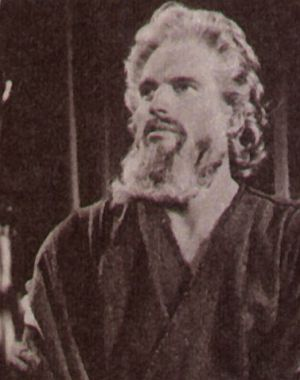 """Charlton Heston in """"Die zehn Gebote"""""""