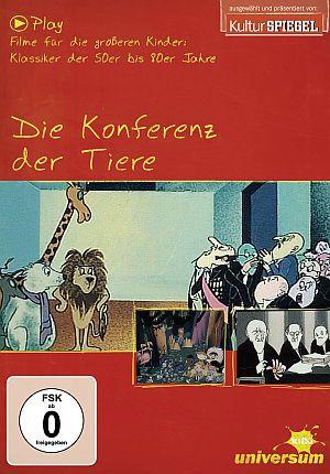 Die Konferenz der Tiere (Play) (DVD) 1969