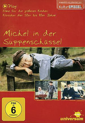 Michel in der Suppenschüssel (Play) (DVD) 1971