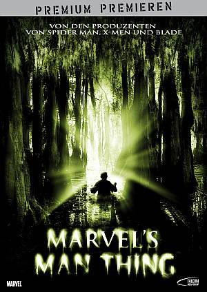 Man-Thing (DVD) 2007