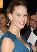 "Hilary Swank bei der Premiere von ""Amelia"" in New York"