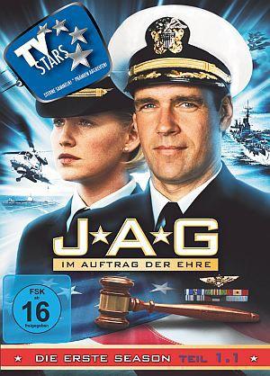 JAG: Im Auftrag der Ehre - Season 1, Vol. 1 (DVD) 1995