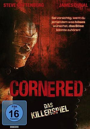 Cornered - Das Killerspiel (DVD) 2008
