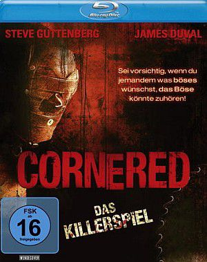 Cornered - Das Killerspiel (Blu-ray) 2008