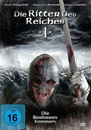 Die Ritter des Reiches 1 - Die Barbaren kommen (DVD) 1974
