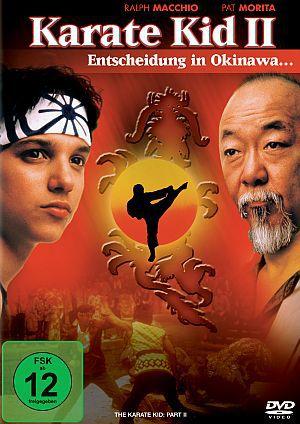Karate Kid 2 - Entscheidung in Okinawa (DVD) 1986