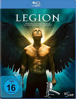 Legion (Blu-ray) 2010