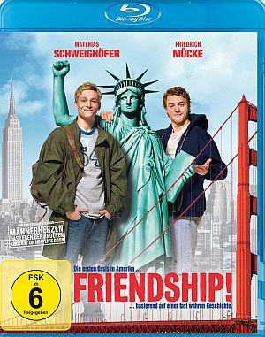 Friendship! (Blu-ray) 2009