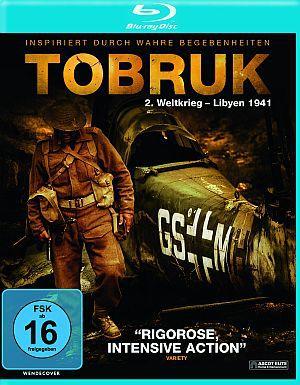 Tobruk - Libyen 1941 (Blu-ray) 2008