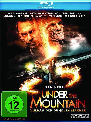 Under the Mountain - Vulkan der dunklen Mächte (Blu-ray) 2009