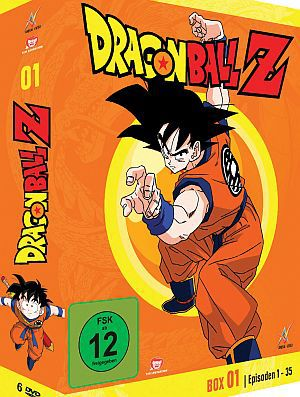 Dragonball Z - Box 1