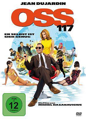 OSS 117 - Er selbst ist sich genug! (DVD) 2009