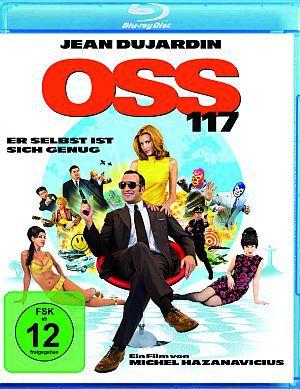 OSS 117 - Er selbst ist sich genug! (Blu-ray) 2009