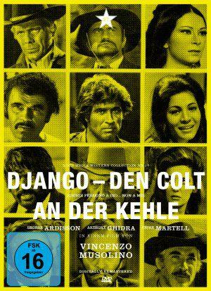 Django - Den Colt an der Kehle (Italo-Western Collection # 27) (DVD) 1968