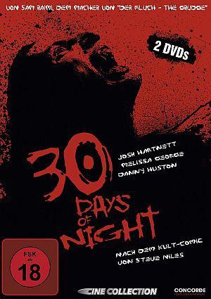 30 Days of Night (2 DVDs) (DVD) 2007