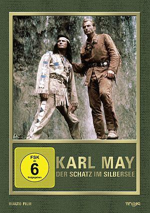 Der Schatz im Silbersee (DVD) 1962