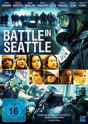 Battle In Seattle (DVD) 2007