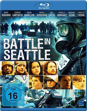 Battle In Seattle (Blu-ray) 2007