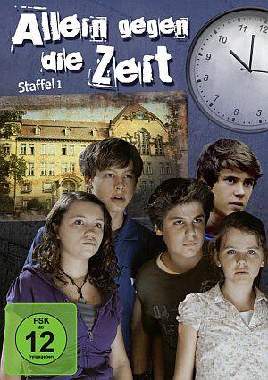 Allein gegen die Zeit - Staffel 1 (DVD) 2009