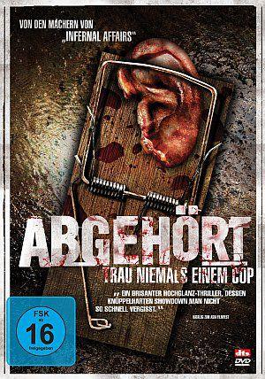 Abgehört - Trau niemals einem Cop (DVD) 2010