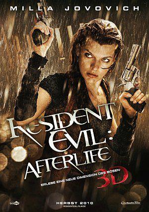 Resident Evil: Afterlife 3D (Kino, Teaser) 2010
