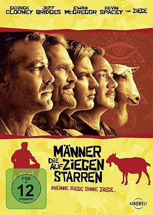 Männer, die auf Ziegen starren (DVD) 2009