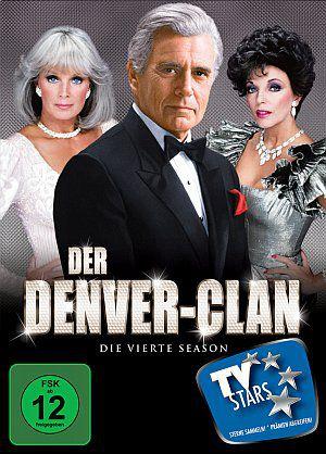 Der Denver-Clan - Die vierte Season (DVD) 1981