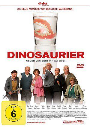 Dinosaurier - Gegen uns seht ihr alt aus! (DVD) 2009