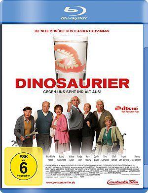 Dinosaurier - Gegen uns seht ihr alt aus! (Blu-ray) 2009