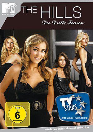 MTV: The Hills - Die dritte Season (DVD) 2007