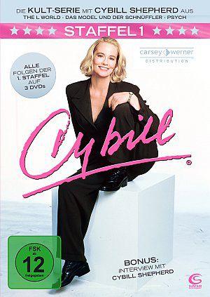 Cybill - Staffel 1 (DVD) 1995