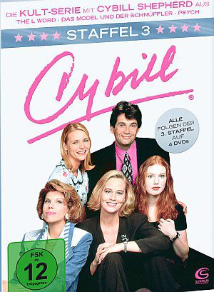 Cybill - Staffel 3 (DVD) 1995