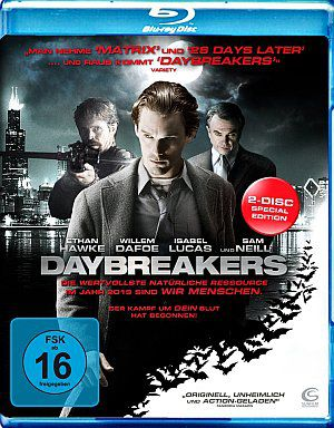 Daybreakers (2-Disc Special Edition) (Blu-ray) 2009