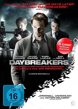Daybreakers (2-Disc Special Edition) (DVD) 2009