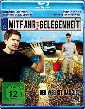 Mitfahrgelegenheit (Blu-ray) 2008