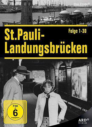 St. Pauli Landungsbrücken (Staffel 1 & 2) (DVD) 1979