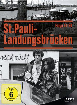 St. Pauli Landungsbrücken (Staffel 3 & 4) (DVD) 1979