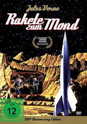Rakete zum Mond (DVD) 1950