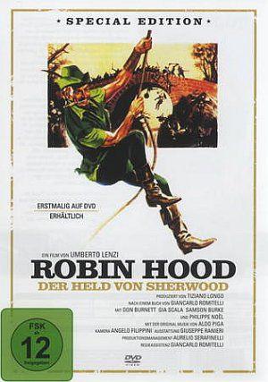 Robin Hood - Der Held von Sherwood