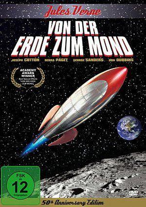 Von der Erde zum Mond (DVD) 1959