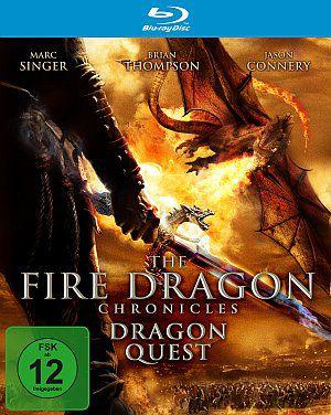 Fire Dragon Chronicles: Dragon Quest (Blu-ray) 2009