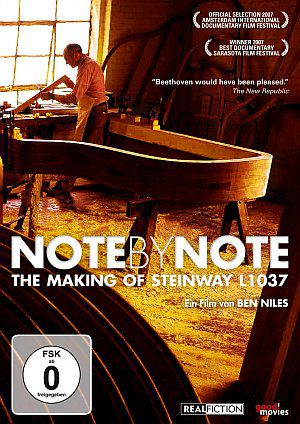 Note by Note: The Making of Steinway L1037 (DVD) 2007
