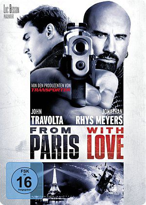 From Paris with Love (DVD) 2009