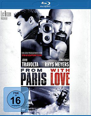 From Paris with Love (Blu-ray) 2009