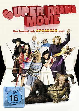 Super Drama Movie (DVD) 2009