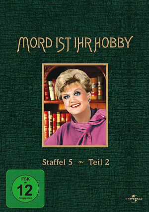 Mord ist ihr Hobby - Staffel 5 - Teil 2 (DVD) 1984