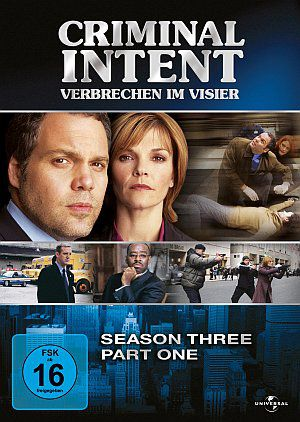 Criminal Intent - Verbrechen im Visier - Season 3.1