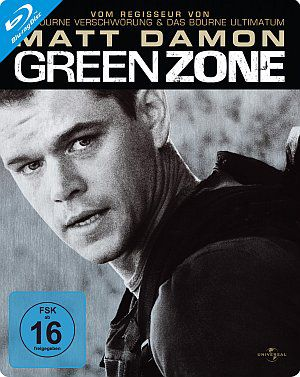 Green Zone - Steelbook (Blu-ray) 2010