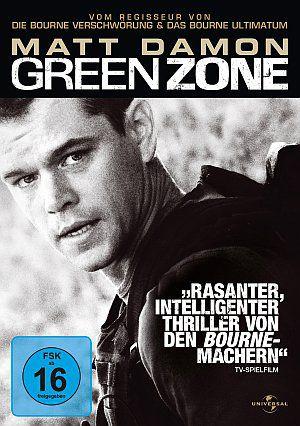 Green Zone (DVD) 2010