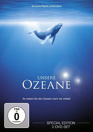 Unsere Ozeane - Special Edition 2-DVD-Set (DVD) 2009